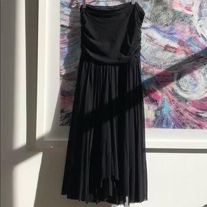 Fuzzi strapless dress or skirt
